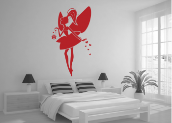 Νεράιδα με βατραχάκι, fairy with frog