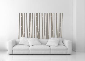 Modern style bamboo