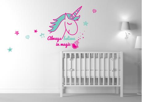 magic, unicorn, μονόκερος