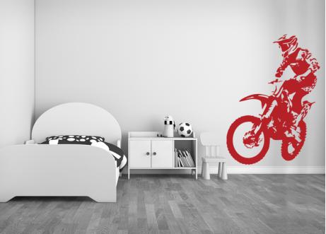 motocross, bike, extreme