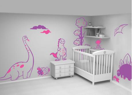 Complete Dinosaurs set